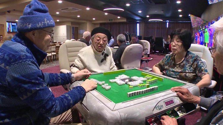 日本でのギャンブル